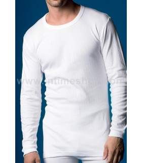 Pack 3 Undershirt thermal men abanderado 208 cotton