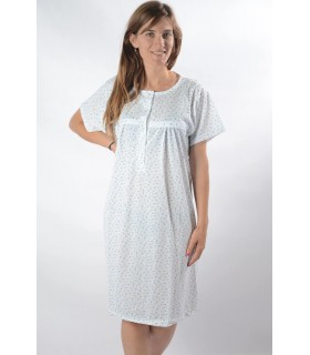 Cheap classic sleeping nightdress 4750