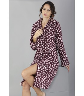 Woman polar robe Massana L656230