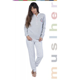 Winter woman pajama Muslher 176603