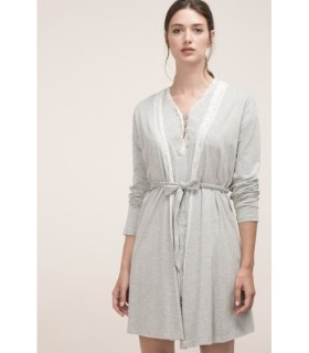 Women's cotton housecoat Gisela 2/1454