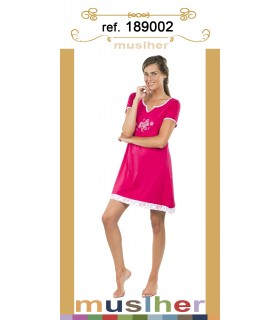 Summery nightdress for women Muslher 189002