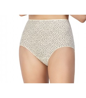 Extra high waist cotton panty Avet 31844