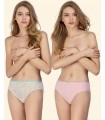 Pack of 2 high cotton Avet panties 32961
