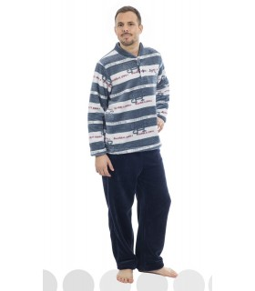 Super-warm polar pajamas Muslher 195631