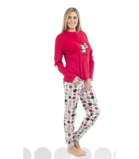 Women's pyjamas Muslher 100% cotton  196629