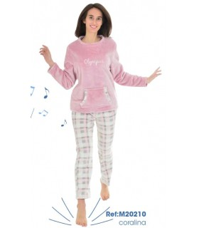 Women's pyjamas for winter Olympus M20210