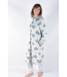 Long polar sleeping gown Egatex 2140
