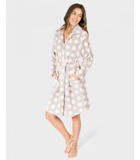 Winter cross sleeping gown women Massana L686237