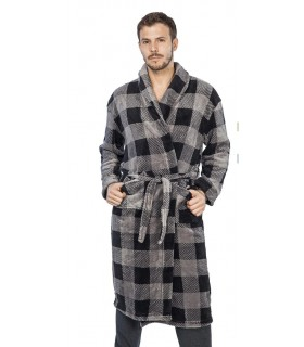 Men's home robe  Muslher 179605