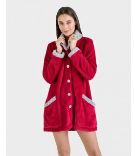 Massana Women's Red Short Coat L696226