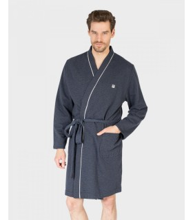 Men's Long robe Massana L686342