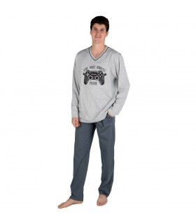 Men's Cotton Pyjamas Pettrus 5440