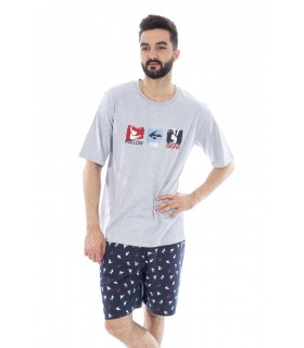 Summer pajamas Muslher 205028