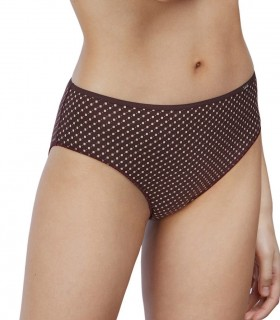 High panty stamped on Tencel Avet 32925