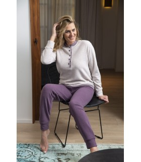 Warm polar pajamas for women Muslher 206606