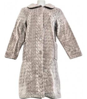 LIN 2657 Women's Winter House Coat