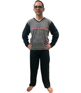 Finite lord's pajamas for halftime in Muslher 215050L cotton