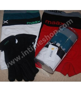 Pack 2 boxers maax + free gloves
